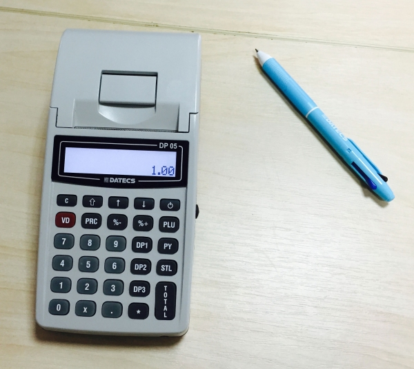 Портативный кассовый аппарат Экселлио DP-05 (встроенный модем, КСЕФ) + подключим к Вашей 1С ! - 2